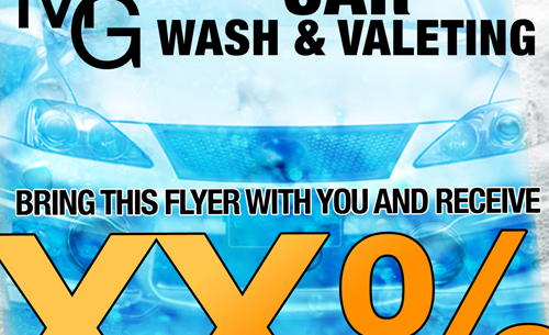 Flyer – CarWash